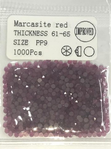 MARCASITE RUBY